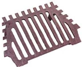 Queen Star Grate CW Legs