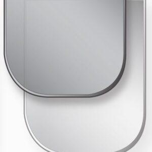 Semi Circle Glass Hearths