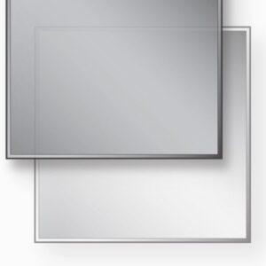 Square Glass Hearths