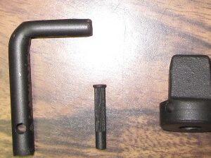 Evergreen locking mechanism (door catch assembly)