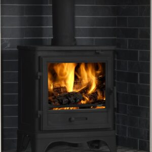 Bassington Skirted Leg Option Stove