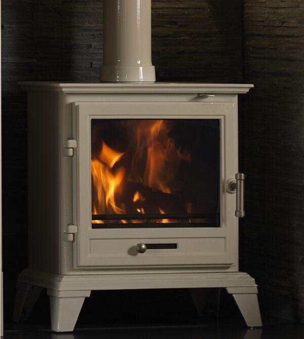 Classic 8 Eco Warm White Stove