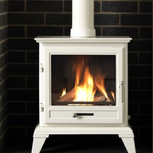 Classic 8 Gas Warm White Stove